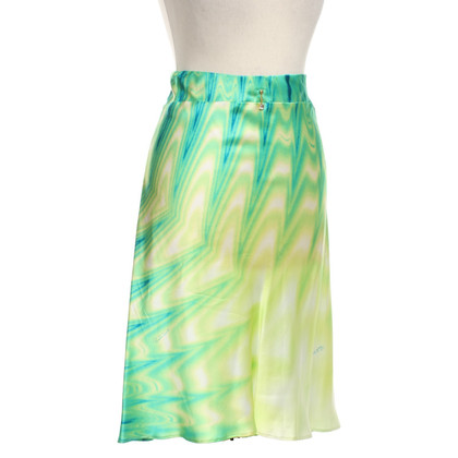 Roberto Cavalli skirt made of silk