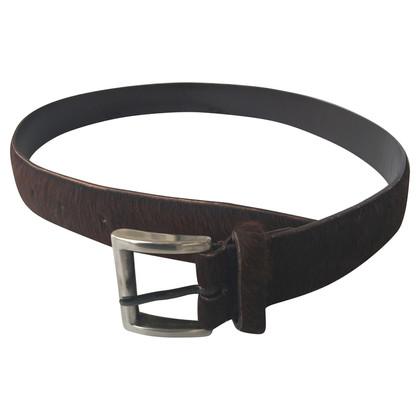 Prada Belt made of fur