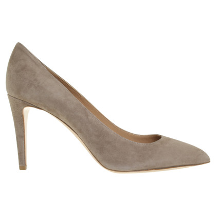 Armani pumps Suede