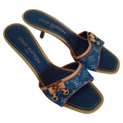 Louis Vuitton Sandalen met Monogram