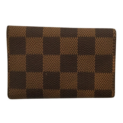 Louis Vuitton Keyholder from Damier Ebene Canvas