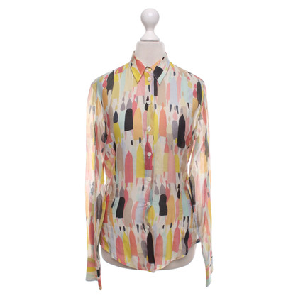 Paul Smith Bluse mit Print