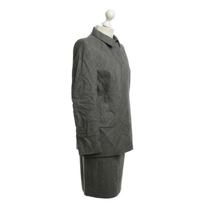 Van Laack Costume with black squares