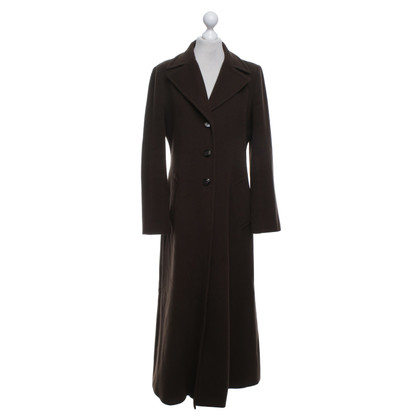 Kenzo Coat in donkerbruin