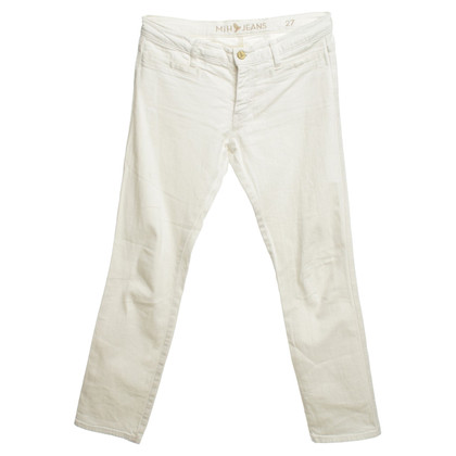 Other Designer MiH -Jeans in White