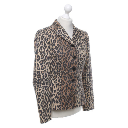 Dolce & Gabbana Giacca stile leopardo