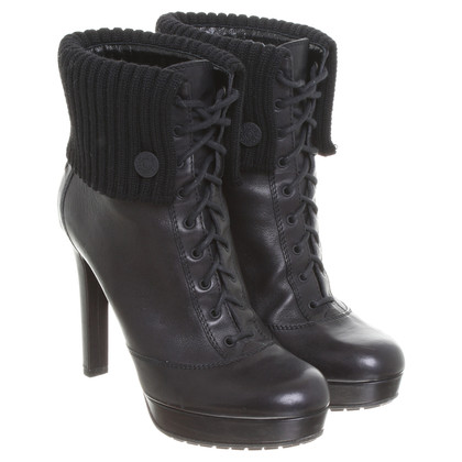 Gucci Ankle boots with lacing