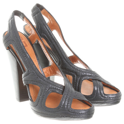 Givenchy Sandalen in zwart
