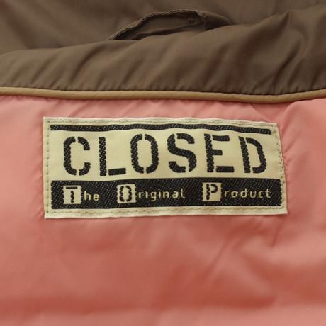 Weste Closed Braun in Closed Weste in Braun qtt46Sw8z
