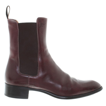 Santoni Boots in Bordeaux