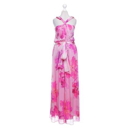 Blumarine Silk maxi dress