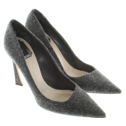 Christian Dior Pumps in Grau