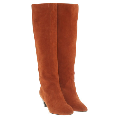 Isabel Marant Etoile Boots in orange