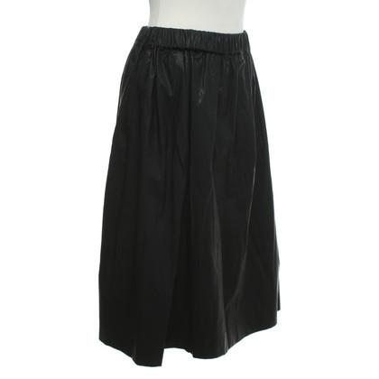 MSGM skirt in black