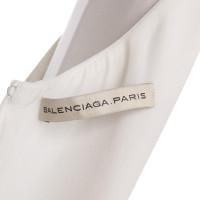 Balenciaga Jurk in cream
