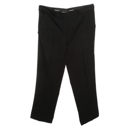 Sonia Rykiel Pantaloni di lana nero