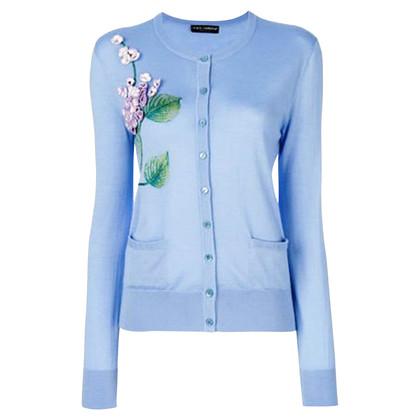 Dolce & Gabbana Vest met cashmere / zijde