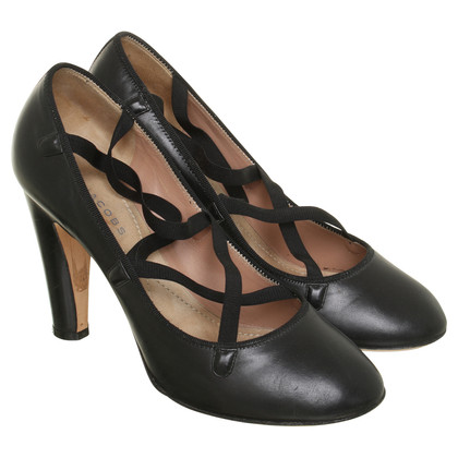 Marc Jacobs pumps in zwart