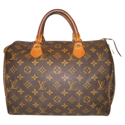 Louis Vuitton Speedy 30 Monogramm