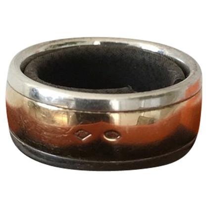 Hermès Ring aus Silber