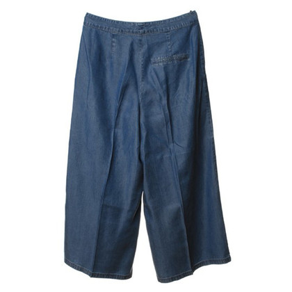 Set Wide jeans in blue