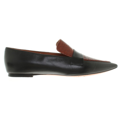Céline Leather slippers