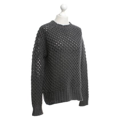 See by Chloé Pull en laine avec motif en dentelle