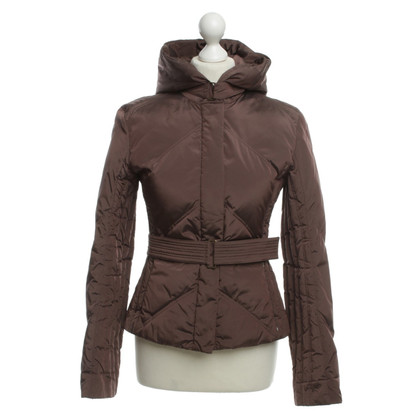 Strenesse Blue Down jacket in Taupe