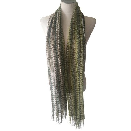 Missoni Scarf in viscose / linen