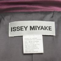 Issey Miyake Mantel mit Farbverlauf