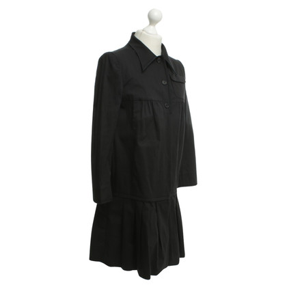 Miu Miu Coat in black