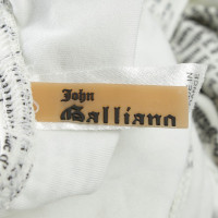 John Galliano Newspaper-bikini