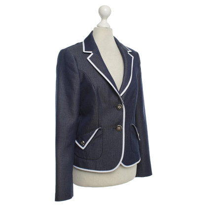 Escada Blazer in denim look
