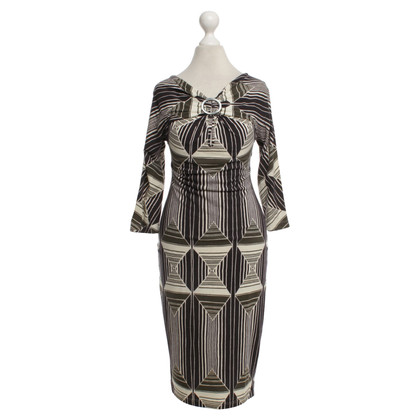 Just Cavalli Dress with pattern