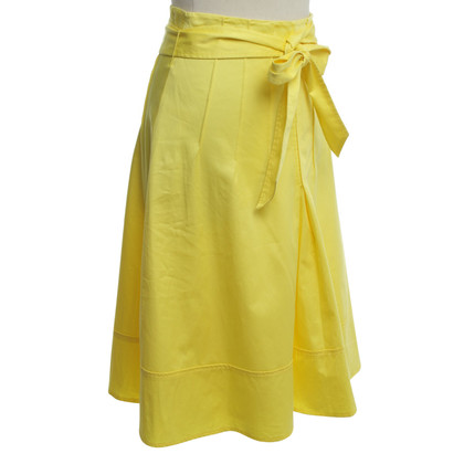 St. Emile skirt in yellow