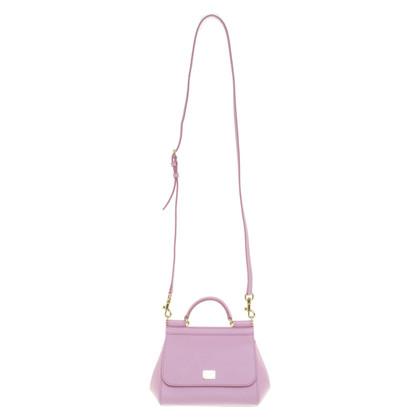 Dolce & Gabbana Shoulder bag in pink