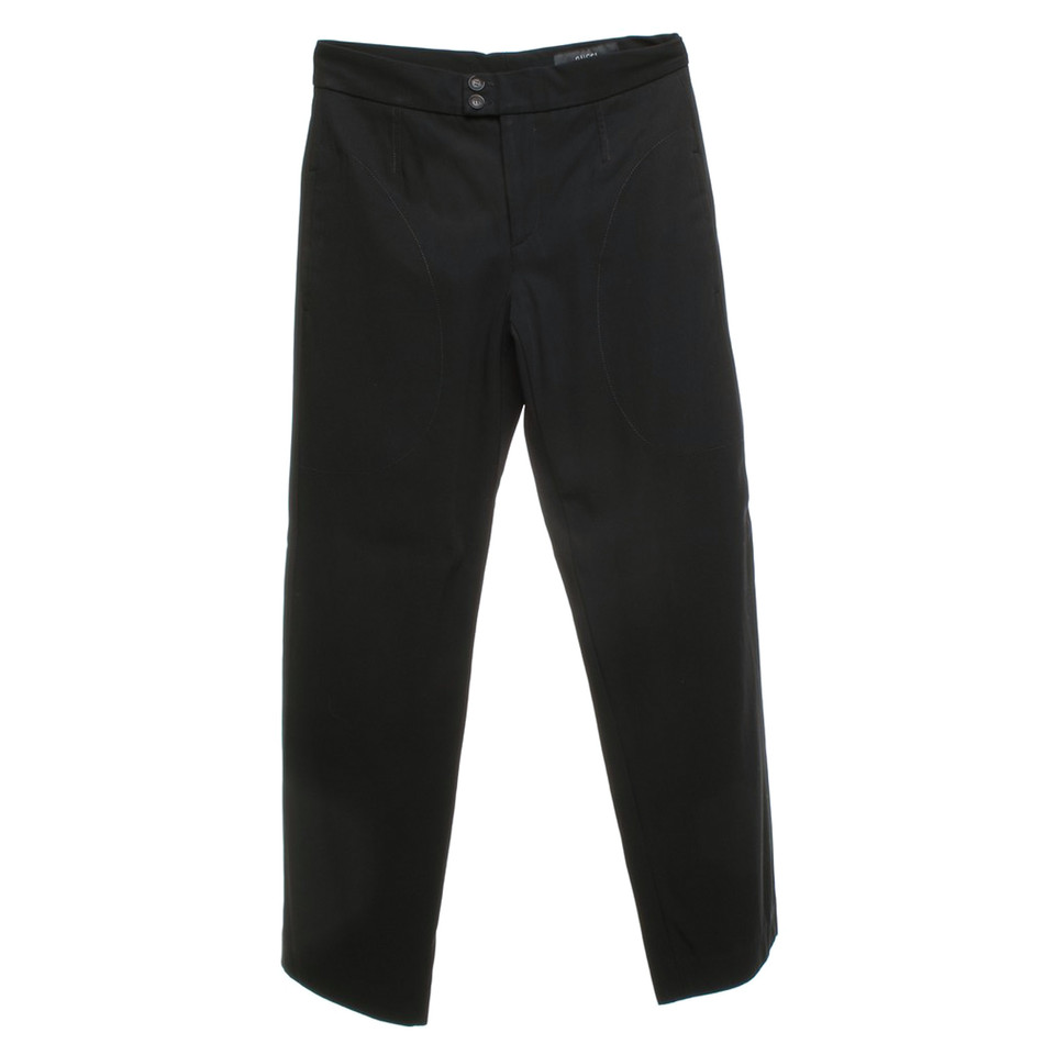 Gucci Cloth trousers in black