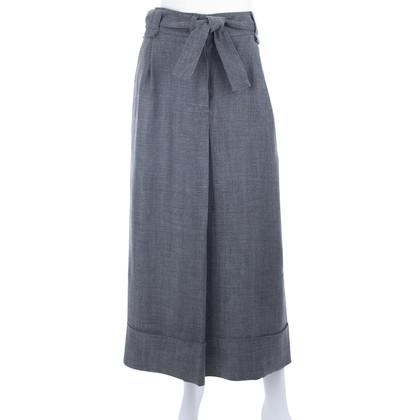 Issey Miyake Linen skirt
