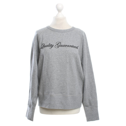 Rag & Bone Sweatshirt in Grau