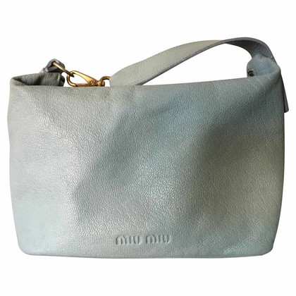 Miu Miu Sky blue Bag