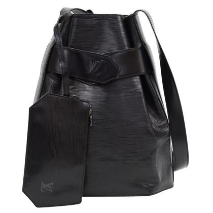 """Louis Vuitton """"Sac D ' Épaule GM EPI leather"""" in black"""