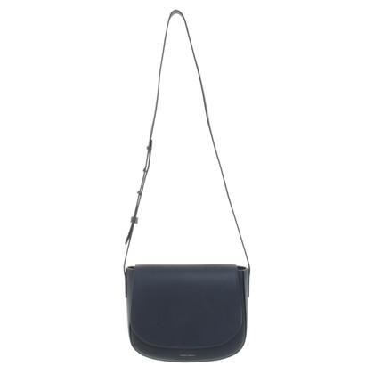 Mansur Gavriel Handbag in Dark Blue