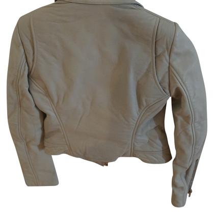 Balenciaga giacca di pelle