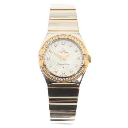 Omega Montre-bracelet avec diamants