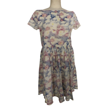 Cacharel Dress with pattern