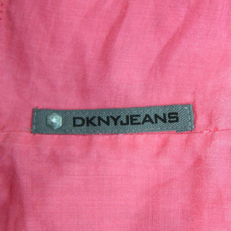 Dkny rosa kleid