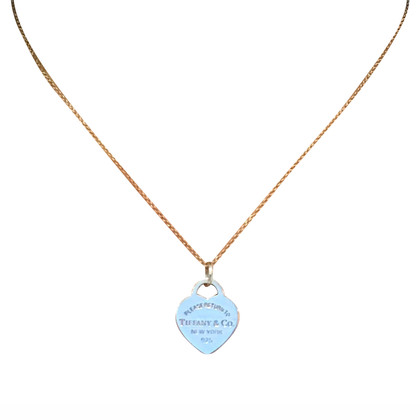 Tiffany & Co. Tiffany Necklace with Pendant