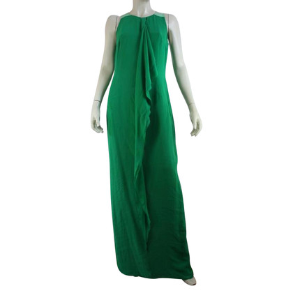 St. Emile Silk Dress Maxi