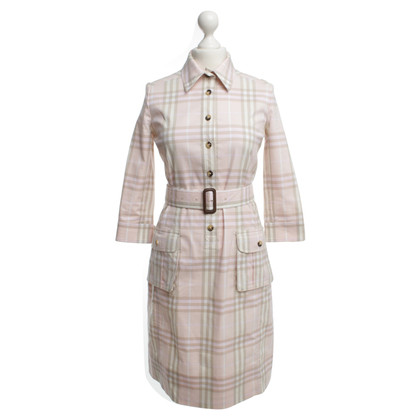 Burberry Dress with checked pattern