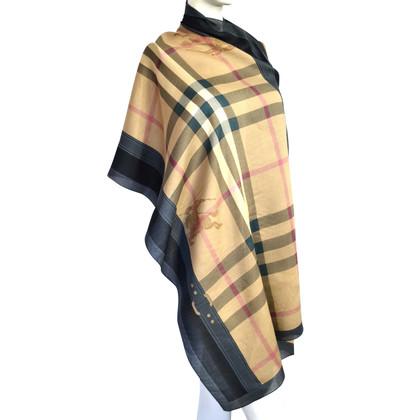 Burberry XXL scarf cashmere